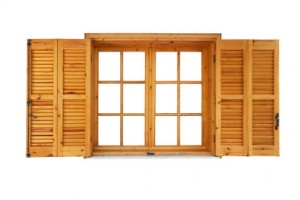 Tips For Maintaining Wood Shutters