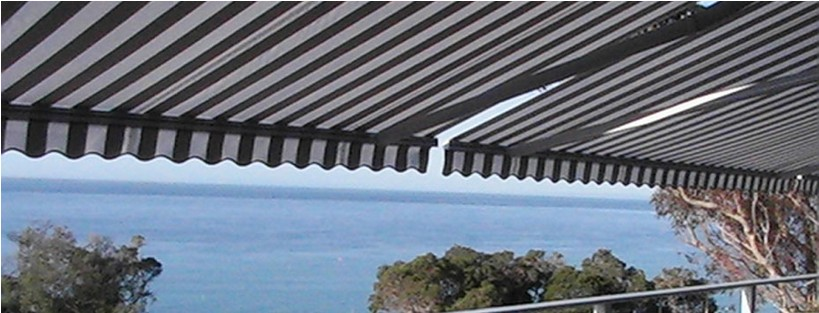 Awnings Over Doors