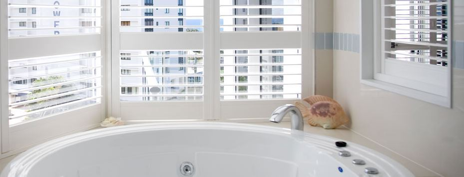Shutters For Bathrooms