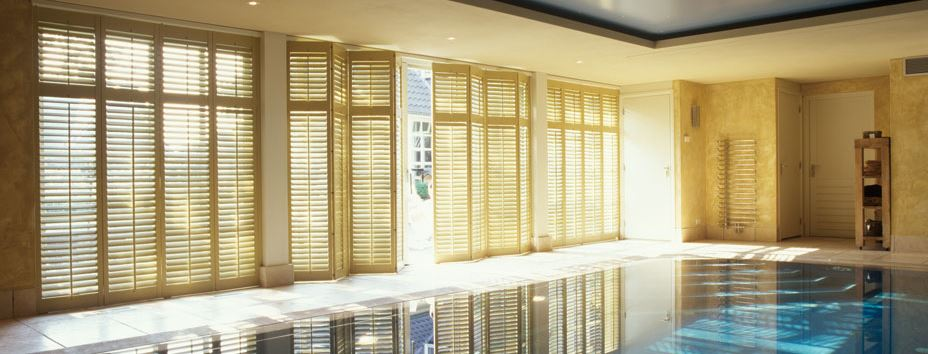 Plantation Shutters for doors