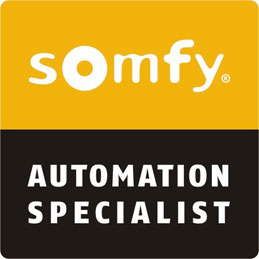 Motorised Roller Blinds - Somfy Automation Specialist