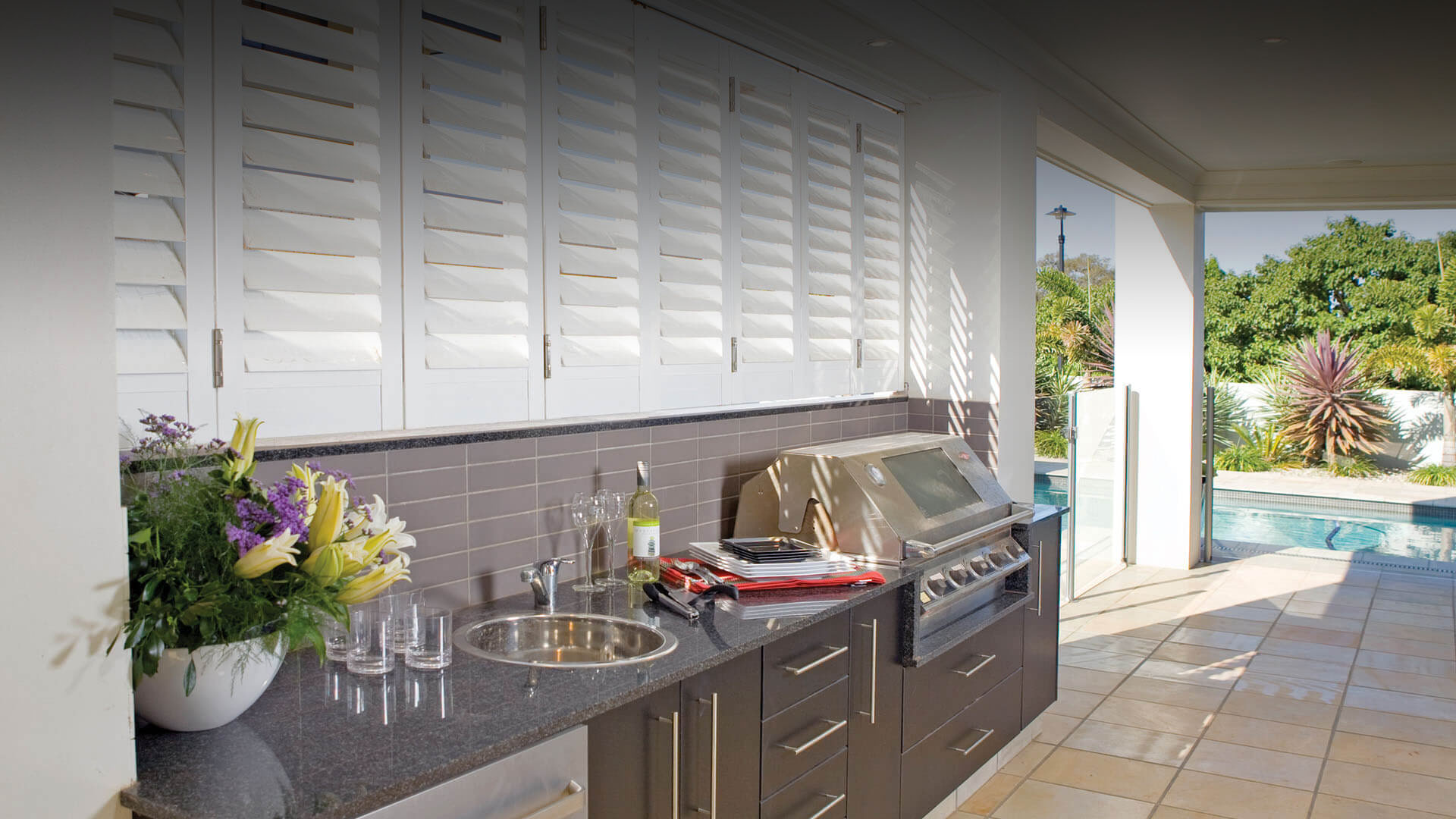 Creating Beautiful Looking Windows With Plantation Shutters