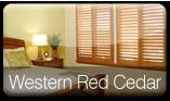 Western Red Cedar Shutters
