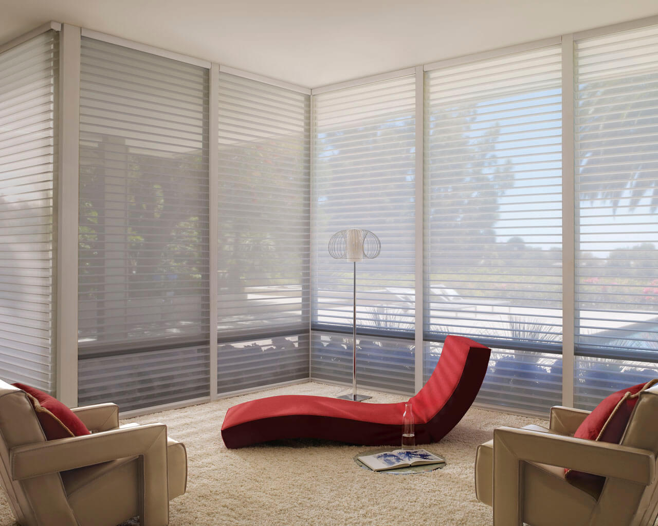 Luxaflex Silhouette Shadings