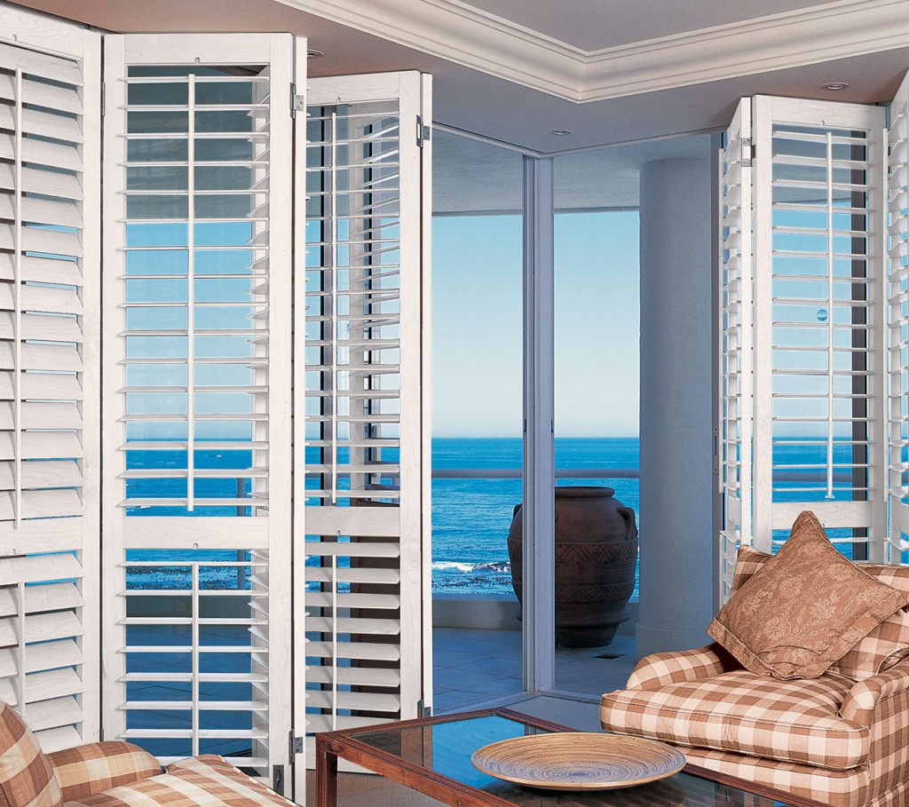 Wooden Shutters for Privacy?