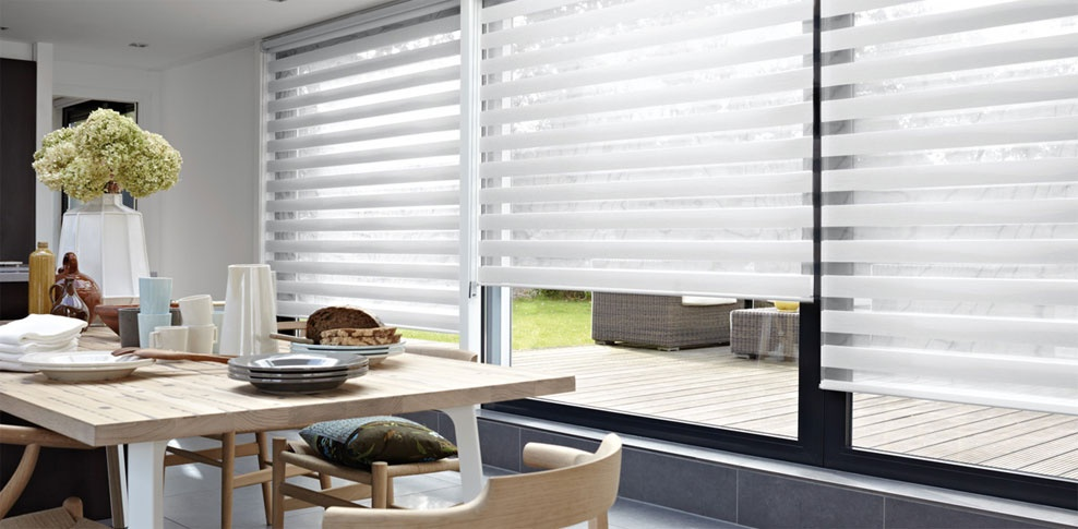 Feeling Exposed? Need More Privacy? Try Privacy Sheer Blinds!
