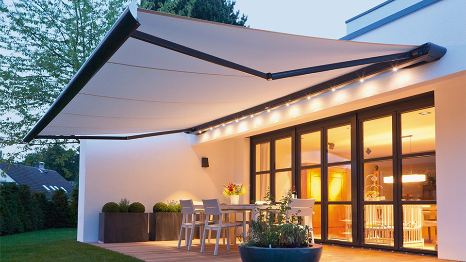 Are Awnings Waterproof?