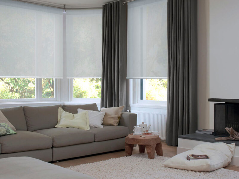 Roller Blinds: The Different Types & Benefits