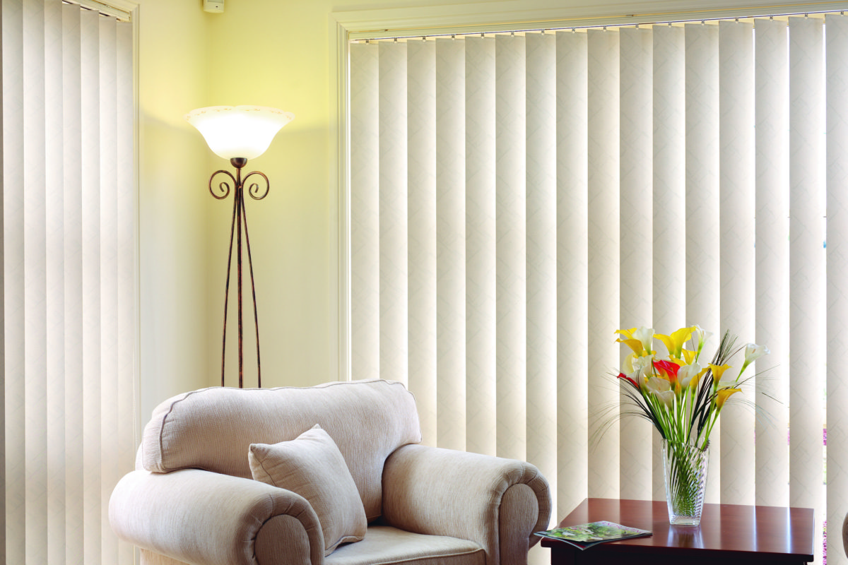 Vertical Blinds - Affordable Blinds
