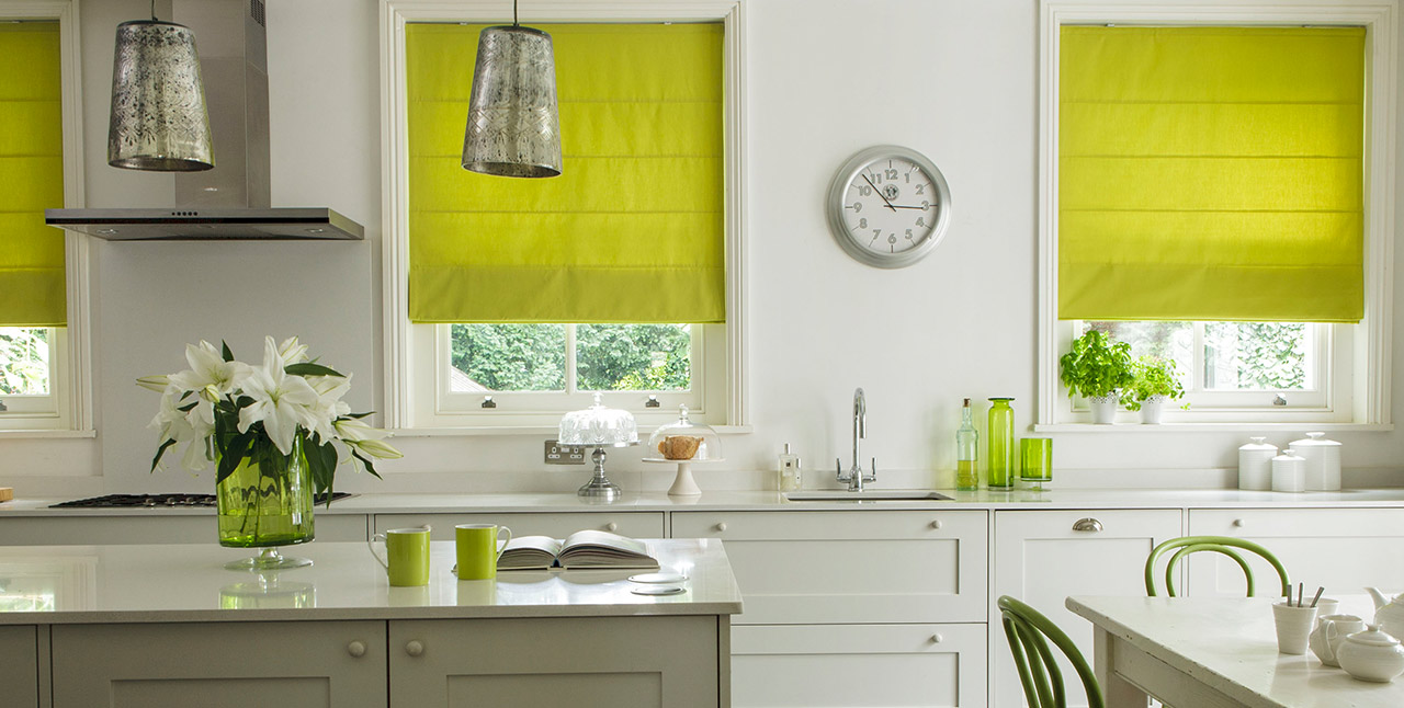 Quality Blinds in Kitchen