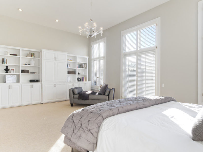 Can Plantation Shutters Be Used In The Bedroom?