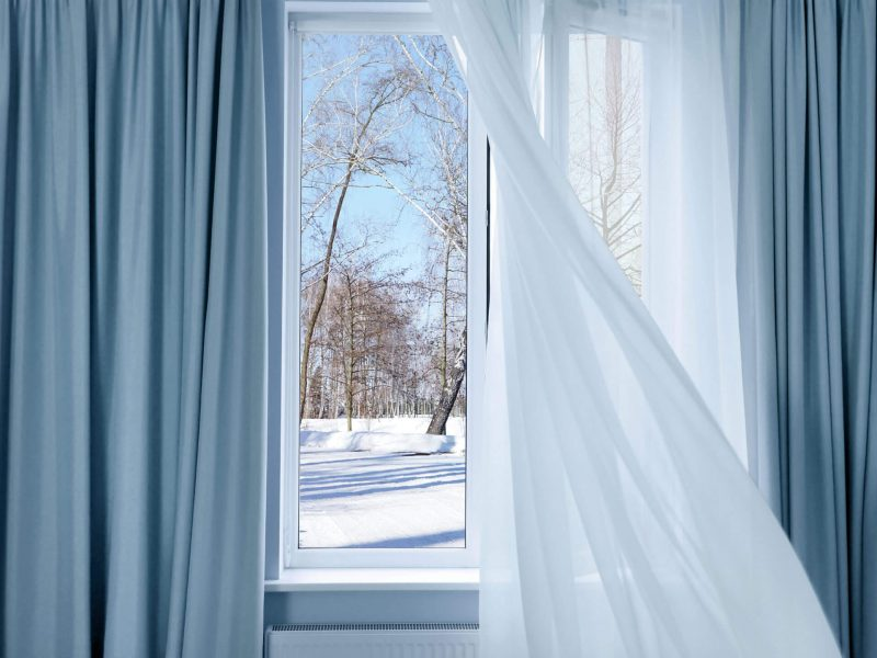 Do Blinds Help Insulate Your Home In Winter?