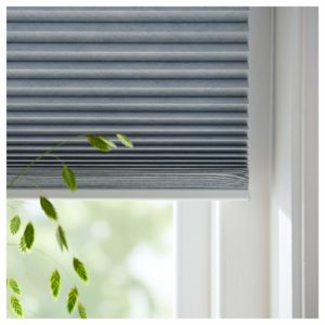 Cellular Blinds are the number one option for noise blocking.