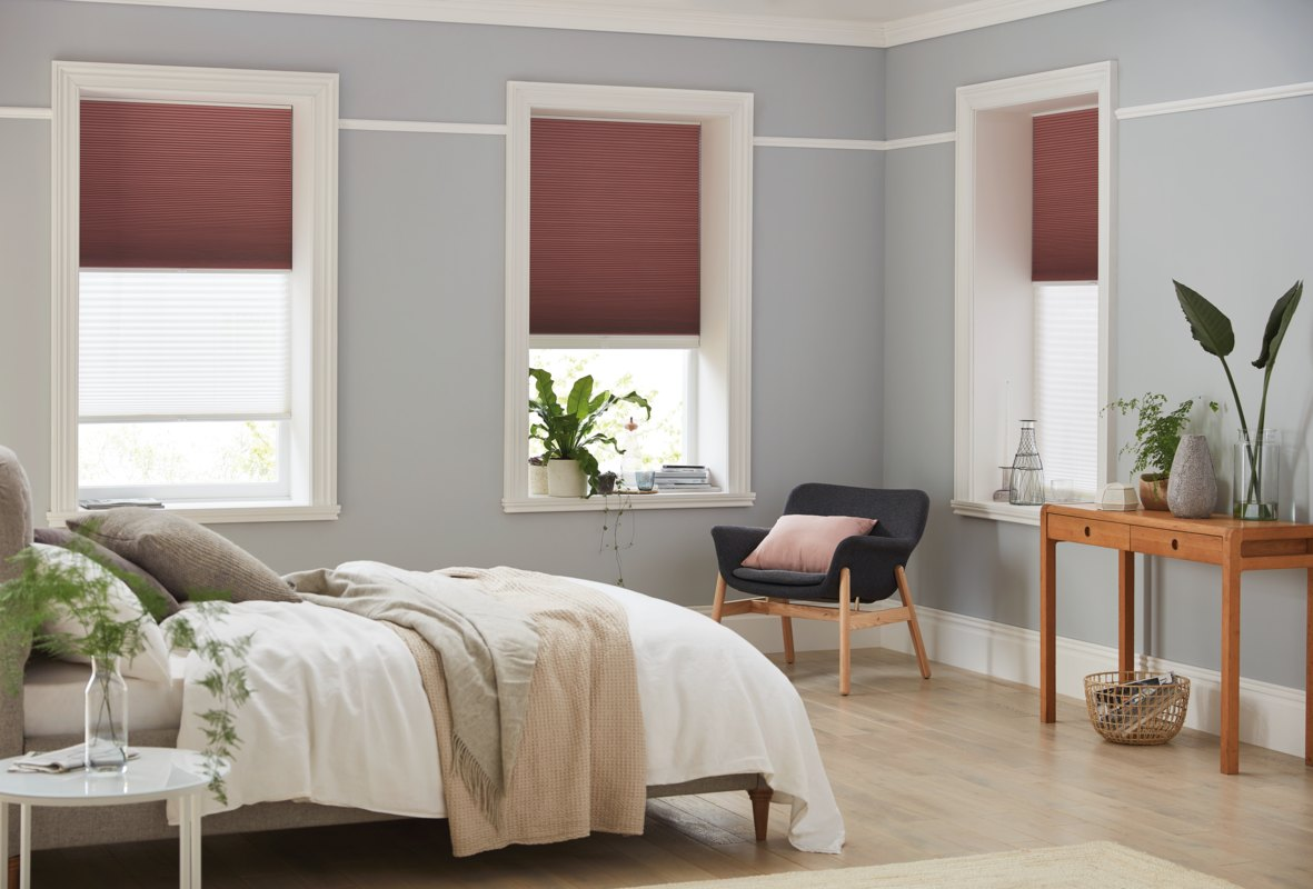 Roller Blinds for Bedrooms