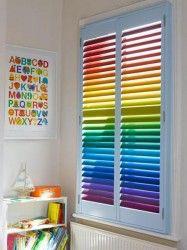 Rainbow Shutters